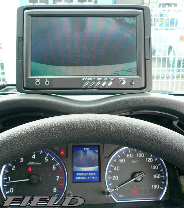 NCO-01 車内