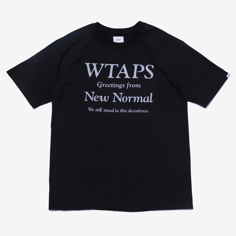 WTAPS ダブルタップス 2020SS NEW NORMAL