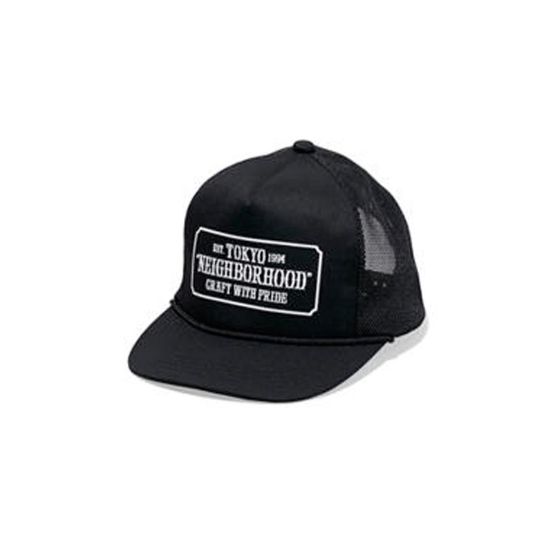 NEIGHBORHOOD ネイバーフッド 2019SS WP . TRUCKER / EC-CAP