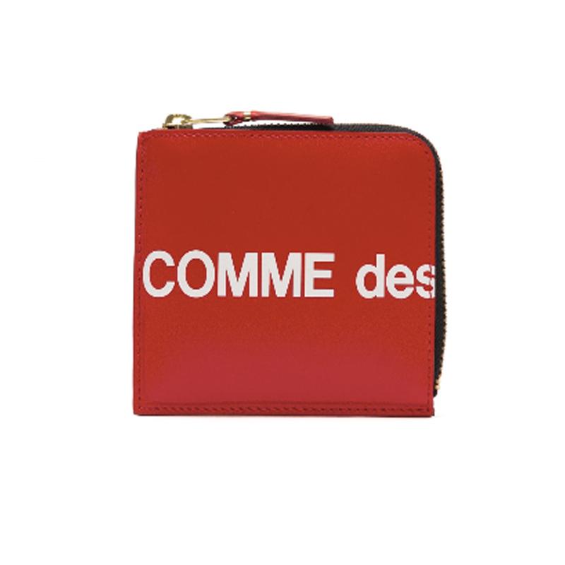 Wallet COMME des GARCONS  Huge Logo SA3100HL (8Z-T031-051-2-1)