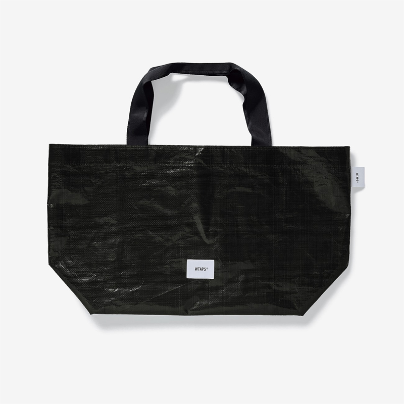 WTAPS ダブルタップス 2019SS BLACK HOLE / BAG. POLYETHYLENE