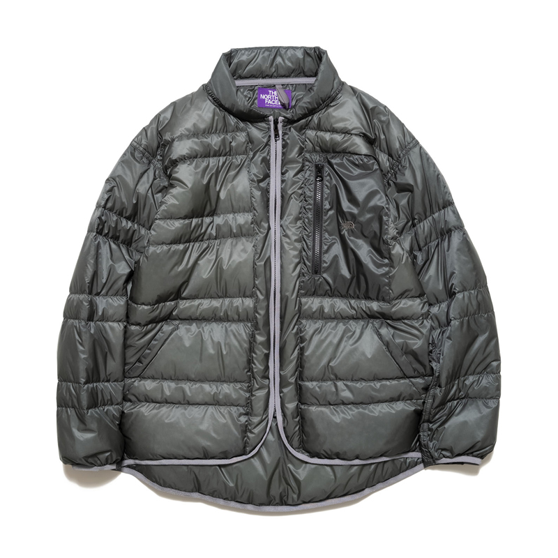 THE NORTH FACE PURPLE LABEL ノースフェイス パープルレーベル Field Down Jacket