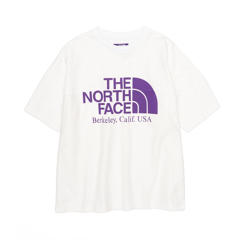 THE NORTH FACE PURPLE LABEL ノースフェイス パープルレーベル Combination H/S Logo Tee