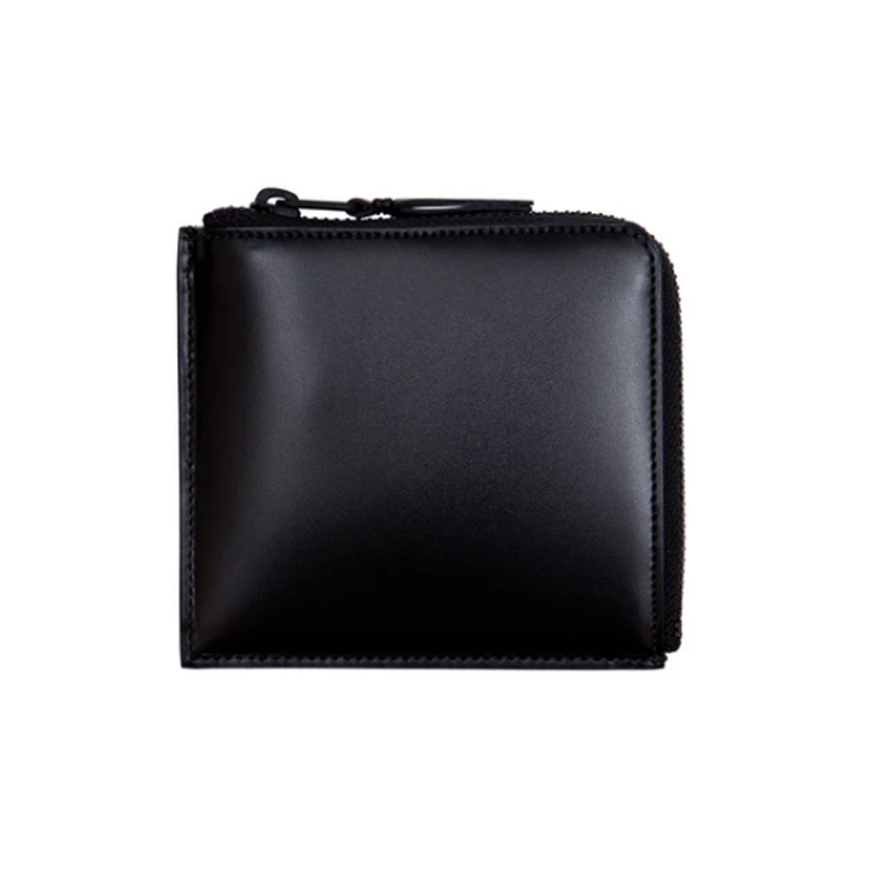 Wallet COMME des GARCONS SA3100VB - Very Black Leather Line (8Z-I031-051)