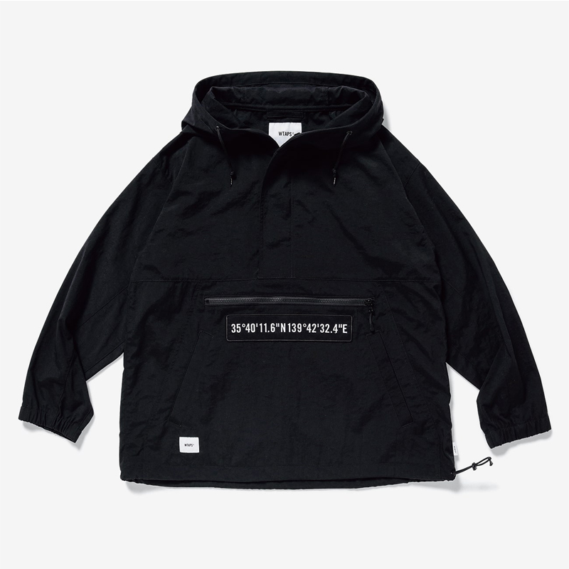 WTAPS ダブルタップス 2019SS SBS / JACKET. NYLON. OXFORD