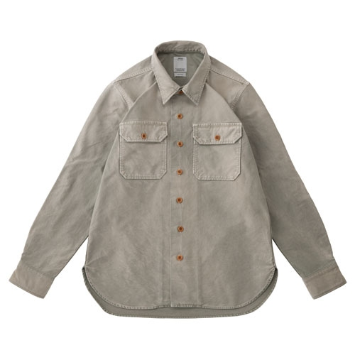visvim ビズビム 2016FW BIG GAME SHIRT   CLIMBER L/S