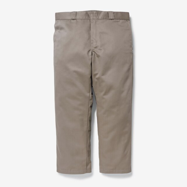 WTAPS ダブルタップス 2021SS UNION / TROUSERS / COPO. TWILL