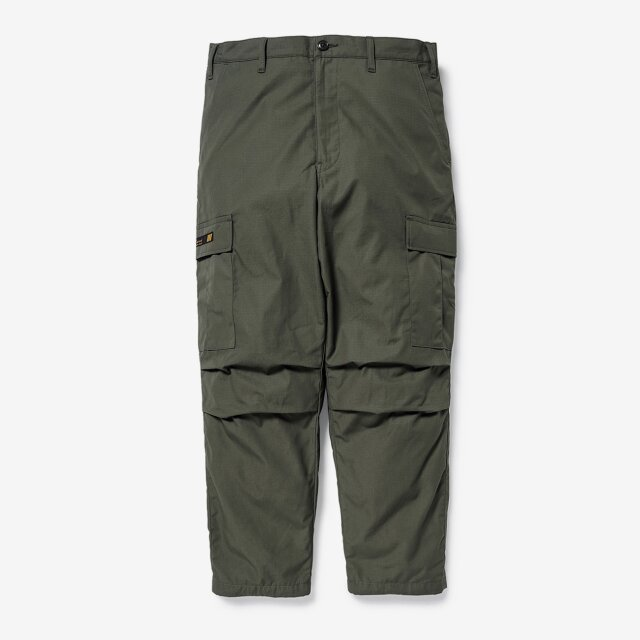 WTAPS ダブルタップス 2021SS JUNGLE STOCK / TROUSERS / COTTON. RIPSTOP