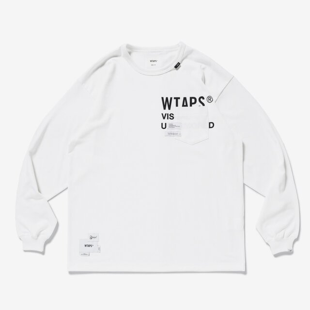 WTAPS ダブルタップス 2021SS INSECT 02 / LS / COPO