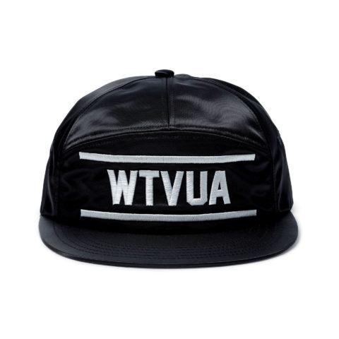 WTAPS ダブルタップス 2018AW T-7 02 / CAP.NYLON.SATIN