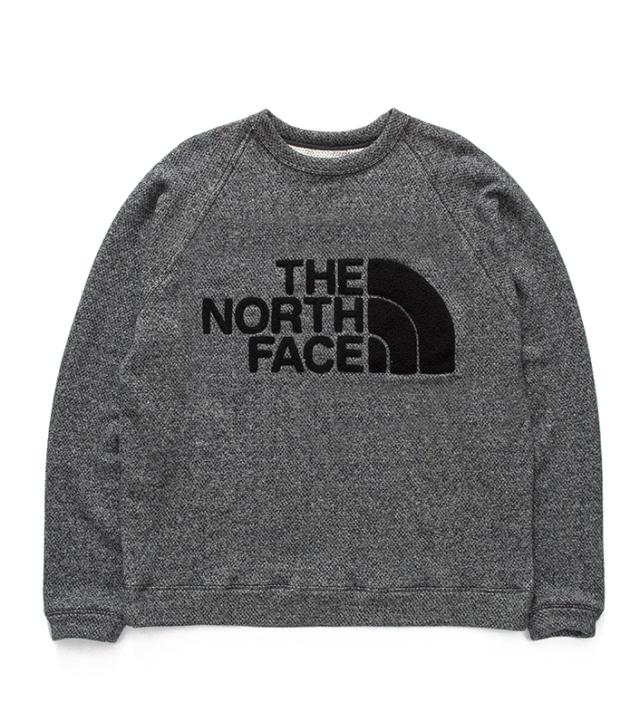 THE NORTH FACE PURPLE LABEL ノースフェイス パープルレーベル Mountain Sweat Crew