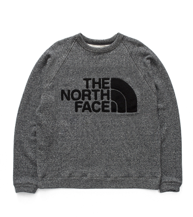 THE NORTH FACE PURPLE LABEL ノースフェイス パープルレーベル Mountain Sweat Crew