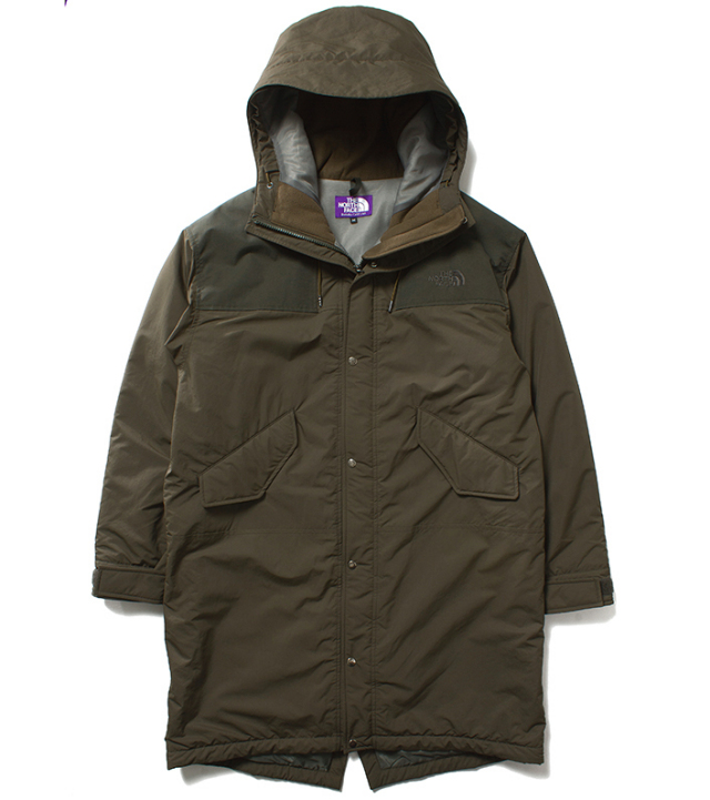 [THE NORTH FACE PURPLE LABEL] ザ ノースフェイス パープルレーベル Insulated Mountain Coat
