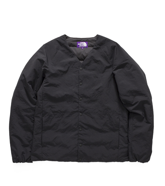 THE NORTH FACE PURPLE LABEL ノースフェイス パープルレーベル Down Cardigan