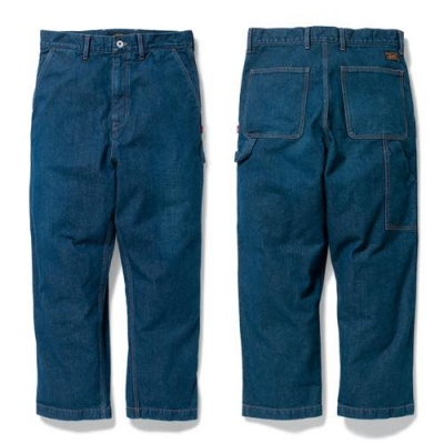 WTAPS ダブルタップス 2016AW PAINTER / TROUSERS. COTTON. DENIM. WASHED