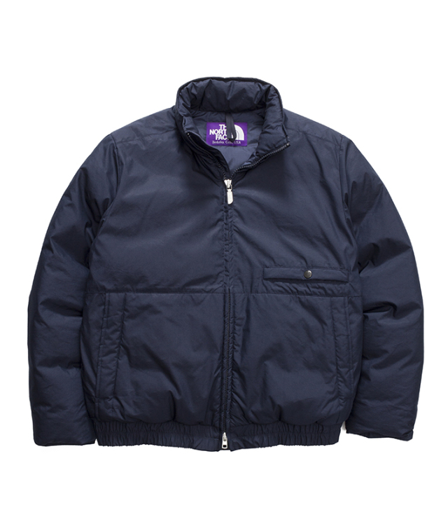 THE NORTH FACE PURPLE LABEL ノースフェイス パープルレーベル Filed Down Jacket