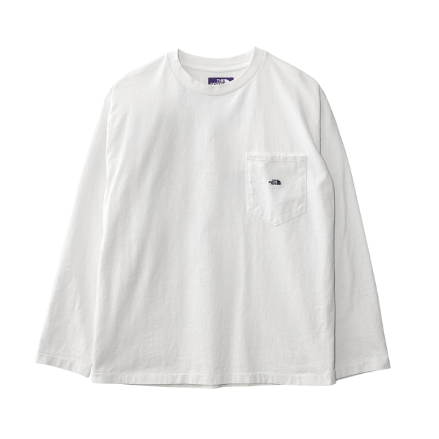 THE NORTH FACE PURPLE LABEL ノースフェイス パープルレーベル 7oz L/S Pocket Tee
