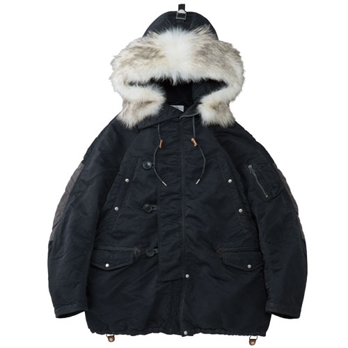 visvim ビズビム 2017AW VALDEZ COAT