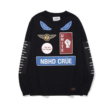 NEIGHBORHOOD ネイバーフッド 2017AW NBHD CRUE / C-TEE . LS