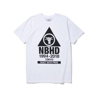 NEIGHBORHOOD ネイバーフッド 2018SS NBHD / C-TEE . SS