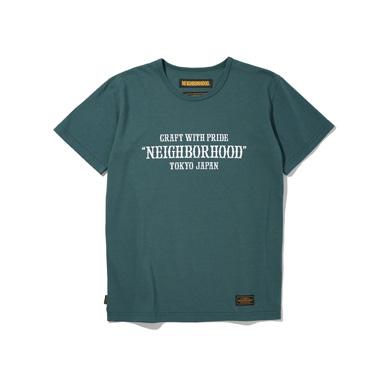 NEIGHBORHOOD ネイバーフッド 2018SS PAP / C-CREW . SS