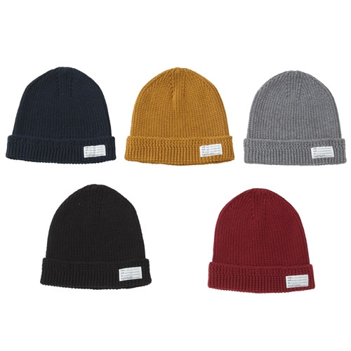 visvim ビズビム 2018SS  KNIT BEANIE   (COTTON)