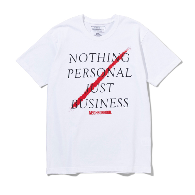 NEIGHBORHOOD ネイバーフッド 2019SS BUSINESS / C-TEE . SS