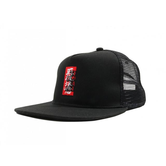 BlackEyePatch ブラックアイパッチ LABEL CAP