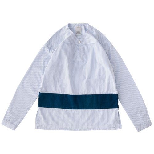 visvim ビズビム 2017AW  KERCHIEF TUNIC KOFU BORDER