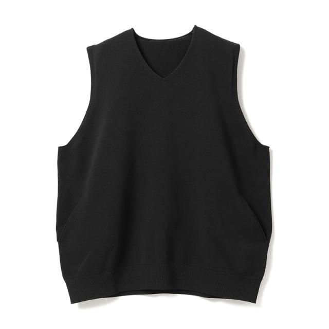 crepuscule クレプスキュール wholegarment Vest
