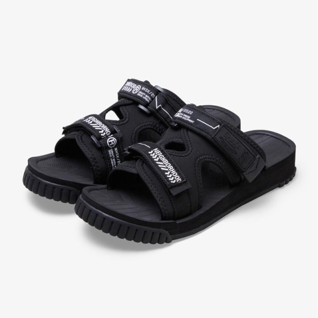 NEIGHBORHOOD ネイバーフッド 2020SS NHSK.CHILL OUT/PE-SANDAL