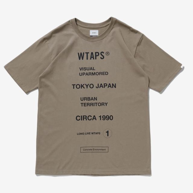 WTAPS ダブルタップス 2020SS CIRCA_N