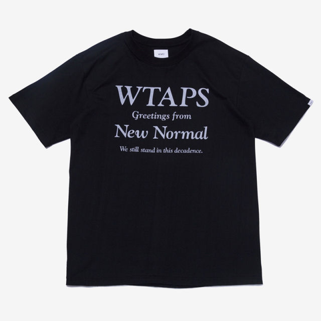 WTAPS ダブルタップス 2020SS NEW NORMAL