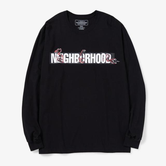 NEIGHBORHOOD ネイバーフッド 2020SS RATTLESNAKE-1 / C-TEE . LS_N