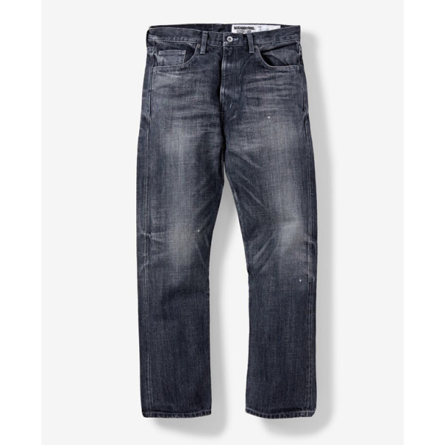 NEIGHBORHOOD ネイバーフッド 2020SS WASHED . DP BASIC / 14OZ-PT_N