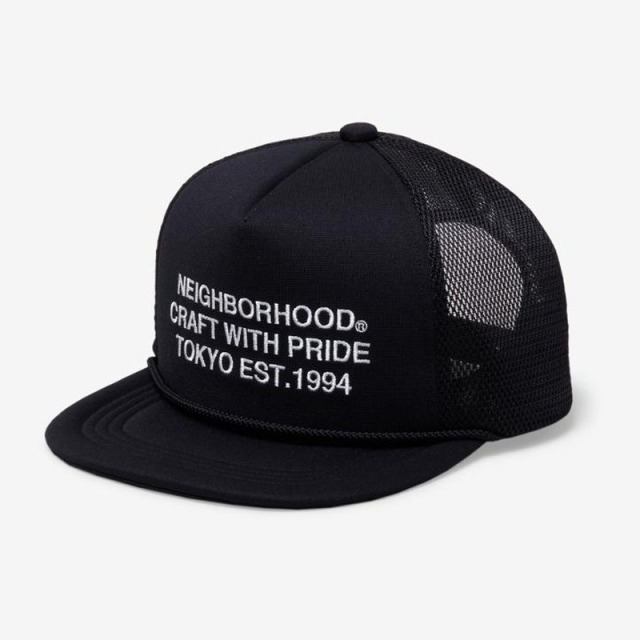 NEIGHBORHOOD ネイバーフッド 2020SS TRACKER-E / E-CAP