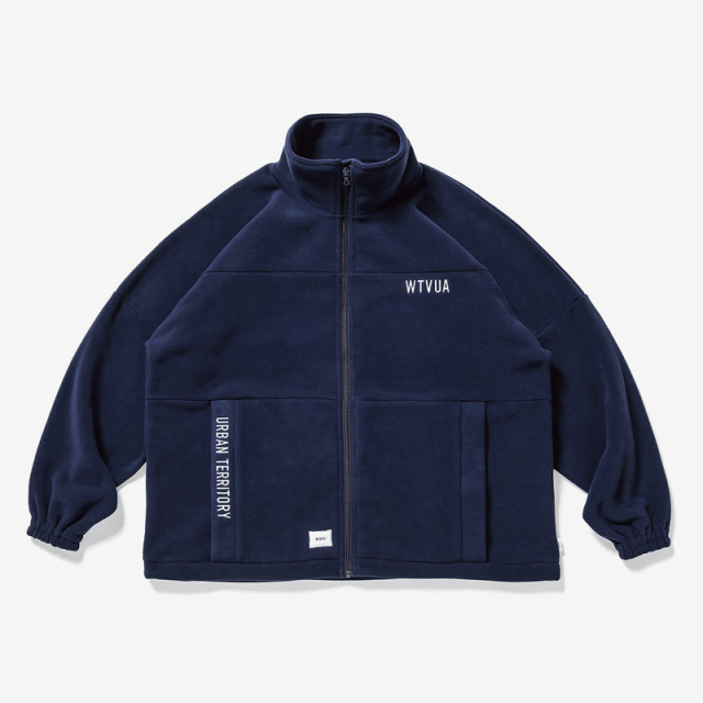 WTAPS ダブルタップス 2020AW FORESTER / CARDIGAN / FLEECE