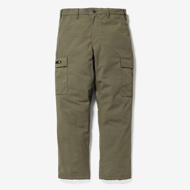 WTAPS ダブルタップス 2020AW JUNGLE STOCK / TROUSERS / NYCO. RIPSTOP. CORDURA®