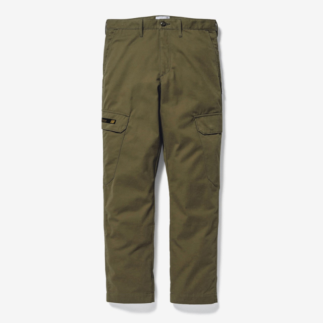 WTAPS ダブルタップス 2020AW JUNGLE SKINNY / TROUSERS / COTTON. WEATHER