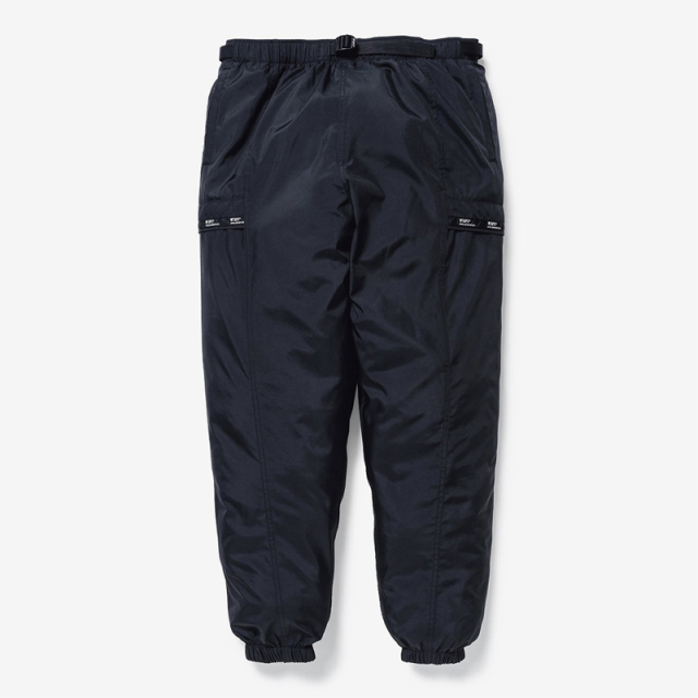 WTAPS ダブルタップス 2021SS TRACKS / TROUSERS / POLY. TAFFETA