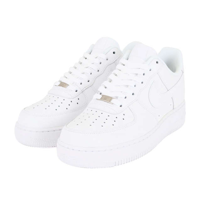 NIKE AIR FORCE 1 '07 - WHITE/WHITE 315122-111