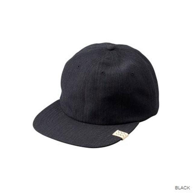 visvim ビズビム 2018AWEXCELSIOR CAP (W/LI HERRINGBONE)