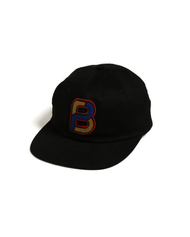 BlackEyePatch ブラックアイパッチ B EMBLEM 6-PANEL