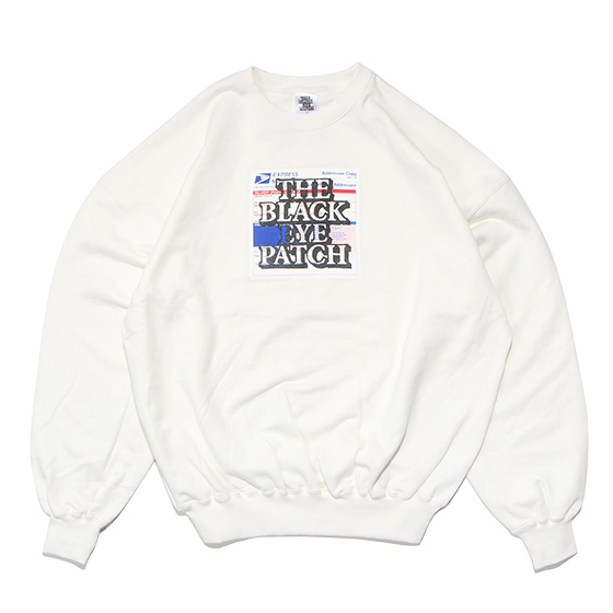 BlackEyePatch ブラックアイパッチ  LABEL CREWNECK