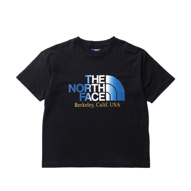 THE NORTH FACE PURPLE LABEL ノースフェイス パープルレーベル 5.5oz H/S Logo Tee