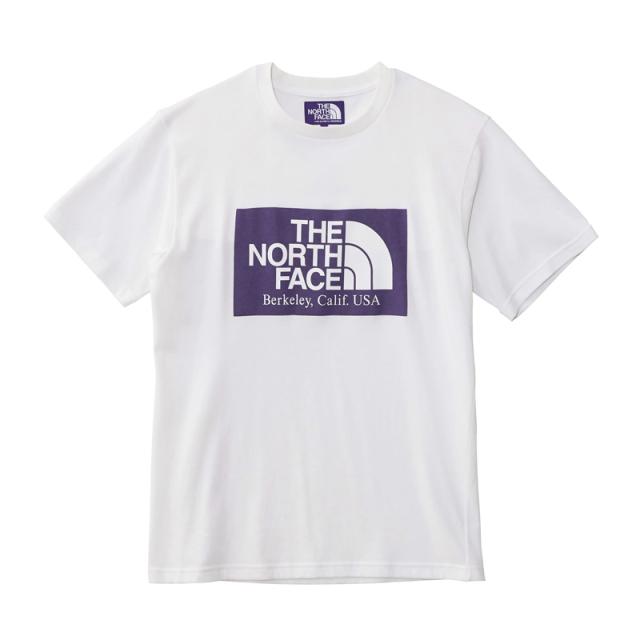 THE NORTH FACE PURPLE LABEL ノースフェイス パープルレーベル H/S Logo Tee