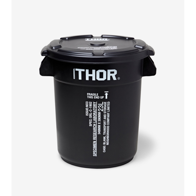 NEIGHBORHOOD ネイバーフッド 2019AW SRL . THOR / P-ROUND CONTAINER