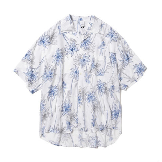 MAGIC STICK Hawaiian Chilling YAKUZA Shirt v3
