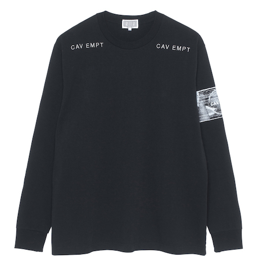CE シーイー CAVEMPT LONG SLEEVE T
