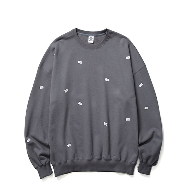 BlackEyePatch ブラックアイパッチ 2019SS PRICETAG CREW SWEAT